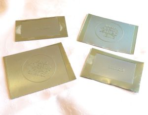 More photopolymer plates by Liat Jewelry